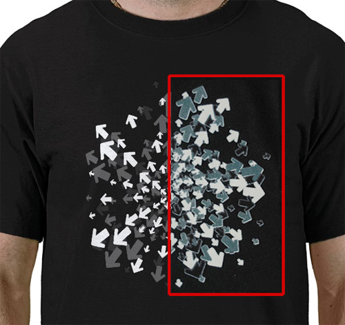 zazzle t shirt review take ii color blind printing t