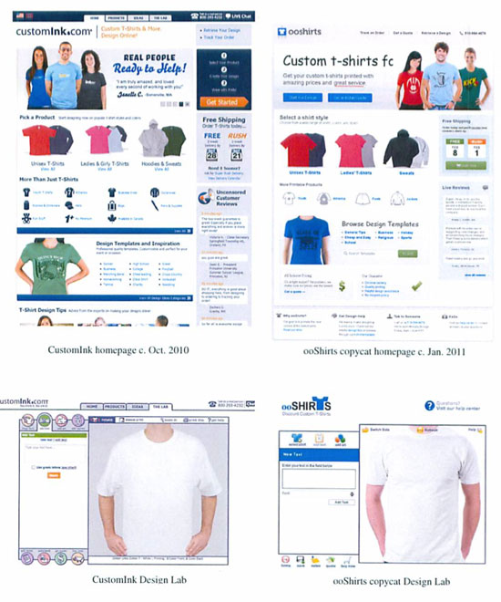 868364d0c Don't Clone a T-Shirt Company – Case of CustomInk Vs Ooshirts | T ...
